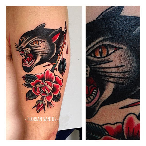 Ink it up traditional tattoos interview with tattoo for Good tattoo parlors near me