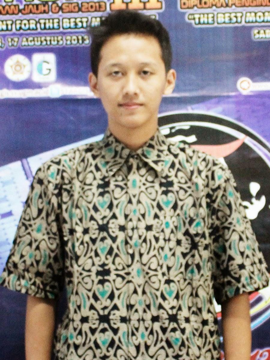 "Ilham Guntara Masuk Nominasi ""Gadjah Mada Awards 2014"""