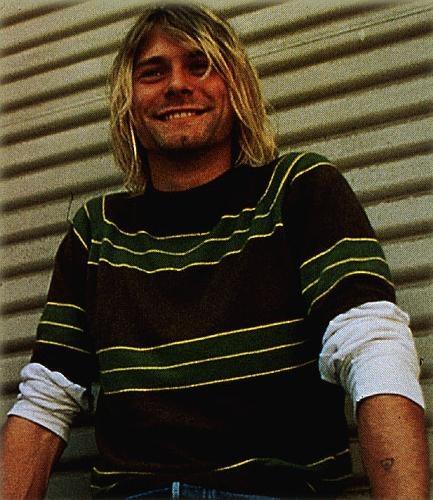 ¤ تشاد بن - ذلك' ¤ Kurt-cobain-