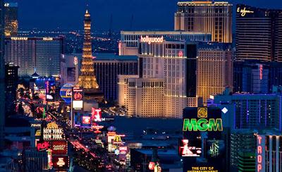 Virada do Ano em Las Vegas