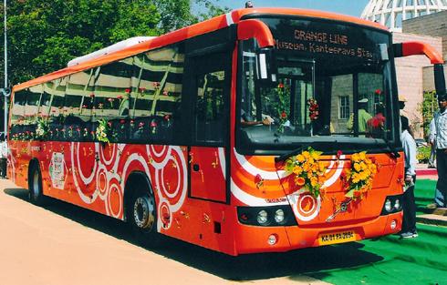 Bangalore Guide : Namma Metro, Picnic Spots, BMTC - Apps ...
