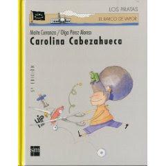 CAROLINA CABEZAHUECA