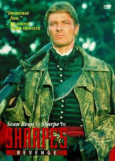 Watch Sharpe's Revenge (1997) movie free online