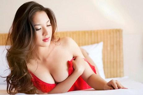 Bộ ảnh cực sexy của Thái Nhã Vân