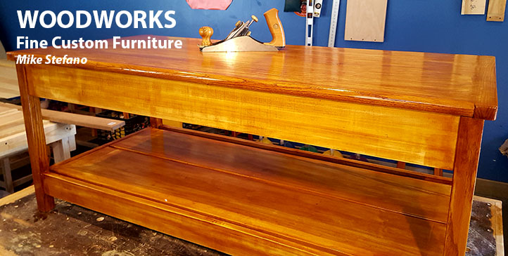WOOD WORKS Custom Furniture
