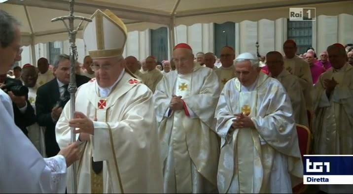Il Vicario di Cristo il Papa il suo ruolo e la sua rinuncia 11fe70f71