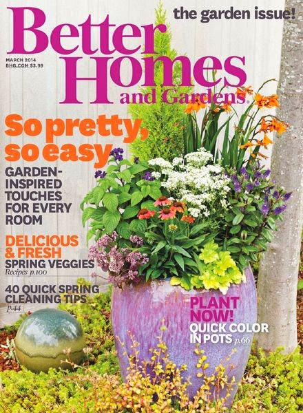 Free Better Homes And Gardens Magazine For A Year Hip