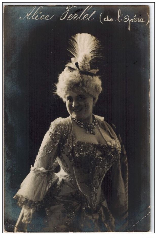 SOPRANO ALICE VERLET (1873 - 1934) CD