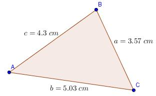 Scalene Triangles Worksheets