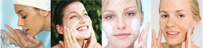 retirar manchas do rosto