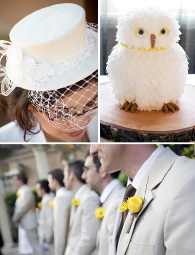 Owl always love you owl themed wedding inspiration board