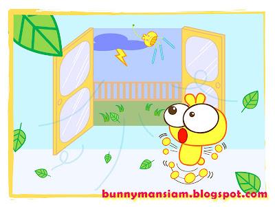 บันนี่แมน - Love at the first sight 25