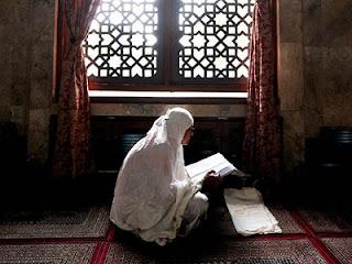 Muslimah tilawah
