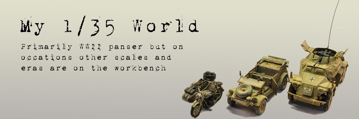 My 1/35 world