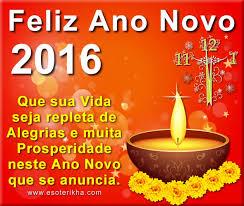 mensagem de ano novo 2016
