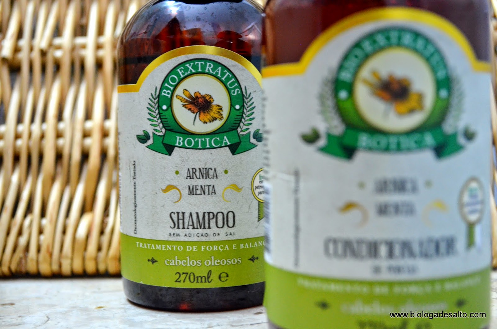 shampoo para cabelo oleoso