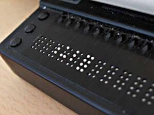 Con una línea braille como esta funciono yo con el ordenador