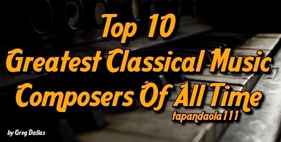Top 10, Music, Composers, Liszt, Brahms, Schubert, Rachmaninoff, Vivaldi, Pyotr Ilyich Tchaikovsky, Frédéric Chopin, Ludwig van Beethoven, Wolfgang Amadeus Mozart, Johann Sebastian Bach,