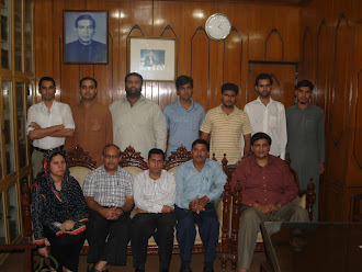 First Get-Together Meeting in Lahore