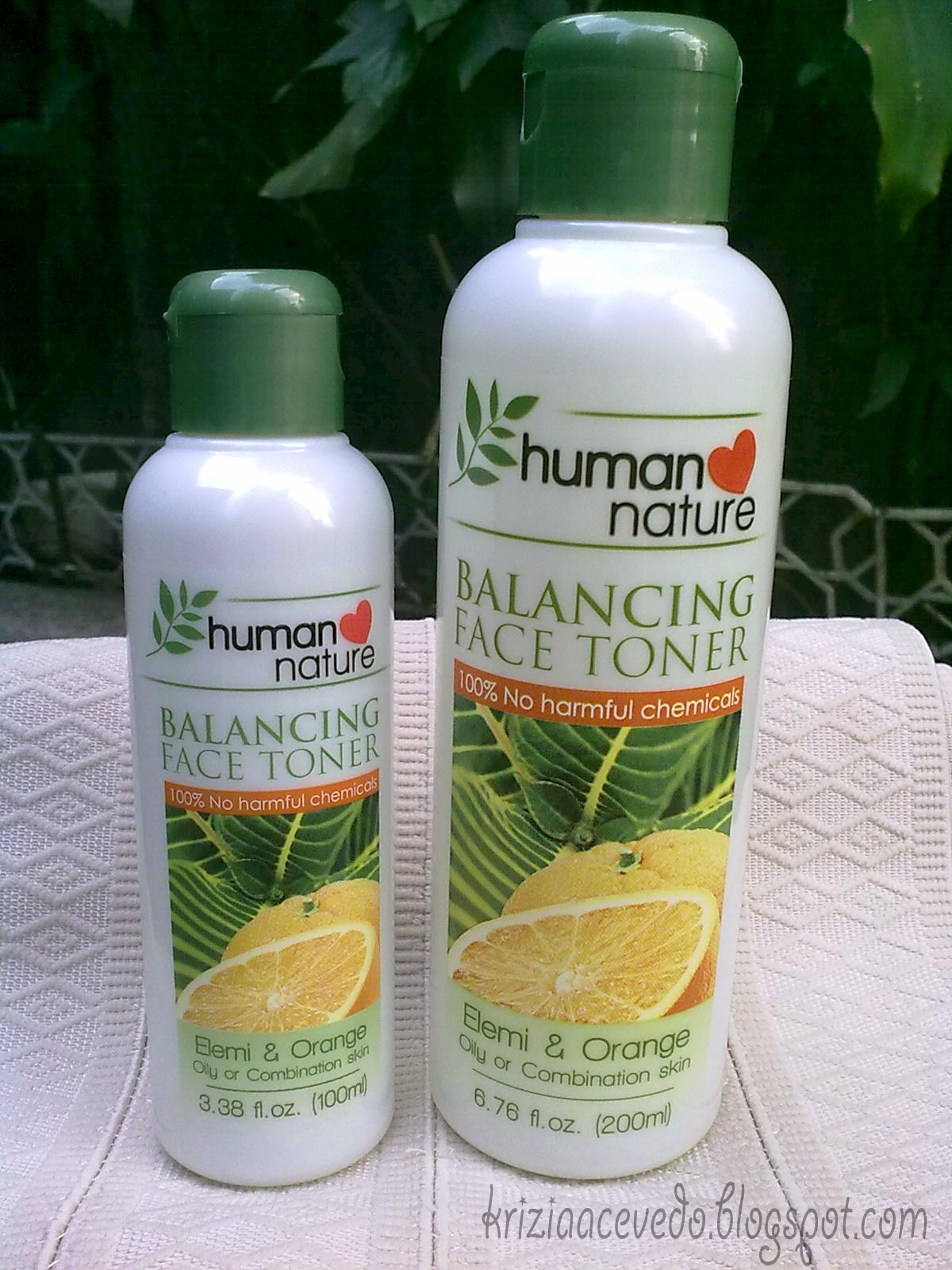 Human Nature S Hydrating Toner