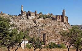 Castillo de Farfaña