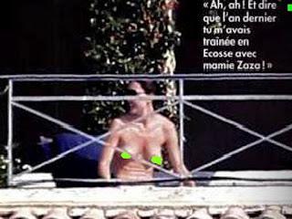 Chi, Italian Magazine, kate boobs, Kate Middleton, Kate Middleton Topless, more photos, published, topless duchess