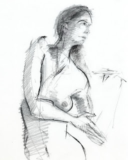 Bocetos Mujeres Desnudos Artisticos