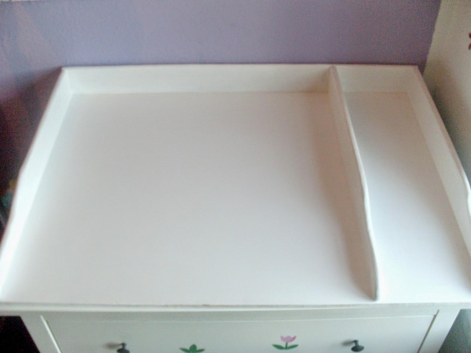 verflixter alltag so baue ich einen wickeltischaufsatz. Black Bedroom Furniture Sets. Home Design Ideas