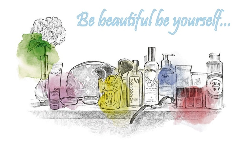 Be beautiful be yourself