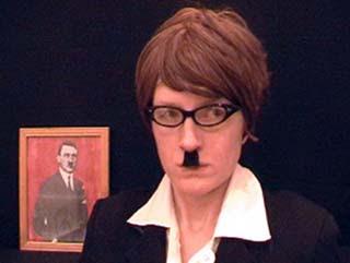 希特勒 荷爾蒙攻擊