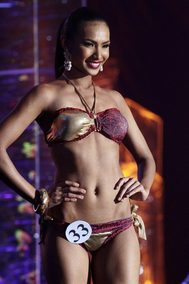Parul Shah Bb Pilipinas bikini pic