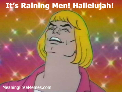 Prince Adam Raining Men