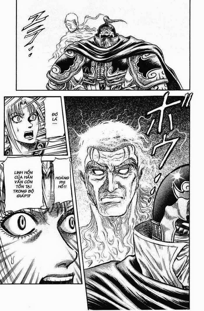 Chú Bé Rồng - Ryuuroden chap 151 - Trang 23
