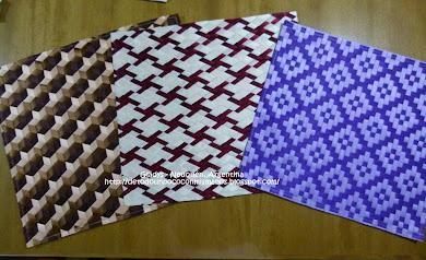 (21) 09/11: Regalos en Meshwork con cintas
