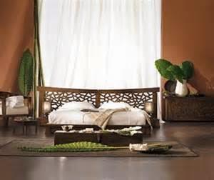 Bedroom Idea Asia Classic Style