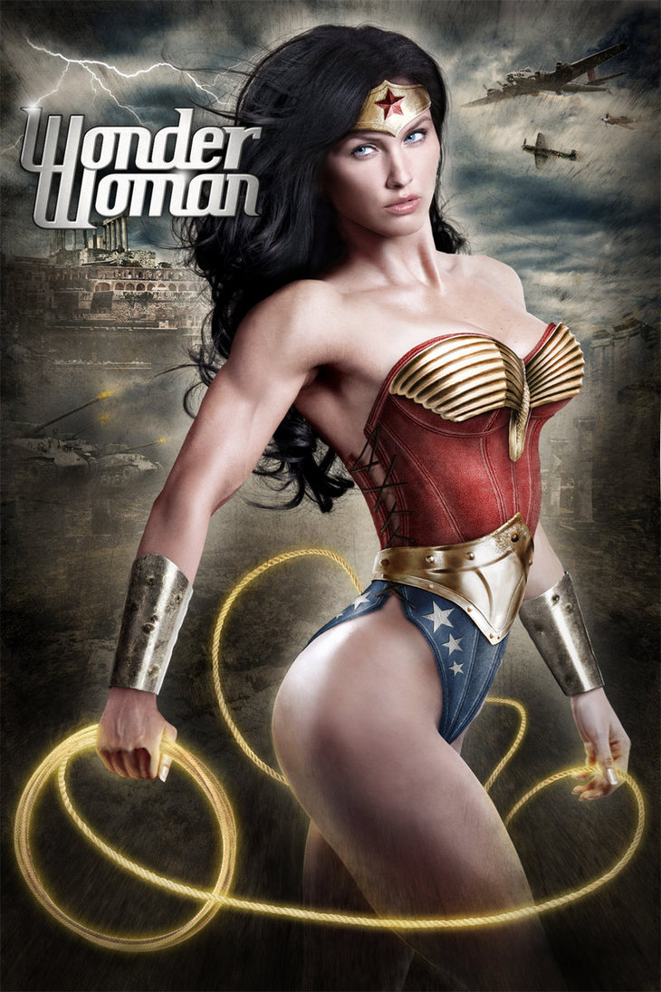 Wonder Woman Sexy Photos Collection 8