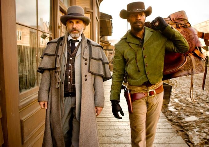[JEU] De quel film est extraite cette image ?  - Page 10 Django-unchained-christoph-and-jamie-waltz-foxx