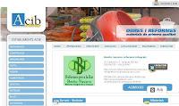Somos miembros de la Asociación de Comerciantes y Industriales de Begues (Acib) esta es su web