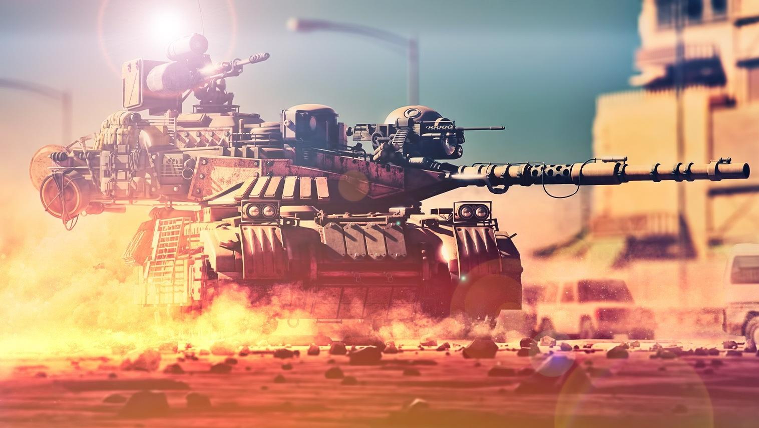 Entenda o porquê do gunner ser considerado o 'coração' do Tank no BF4