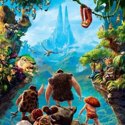 Poster The Croods 2013