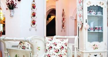 rumahku-syurgaku: dekorasi ruang tamu gaya inggeris