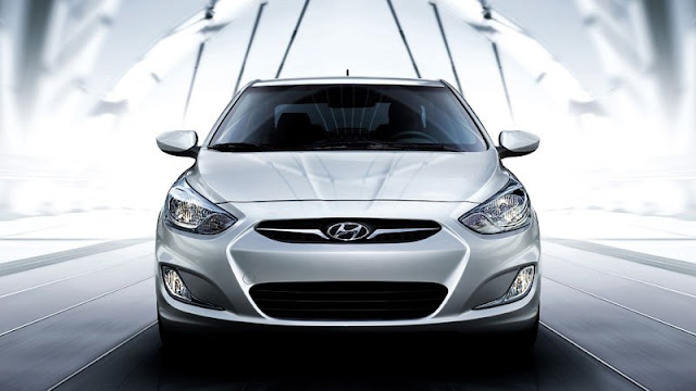 Hyundai Accent 2012