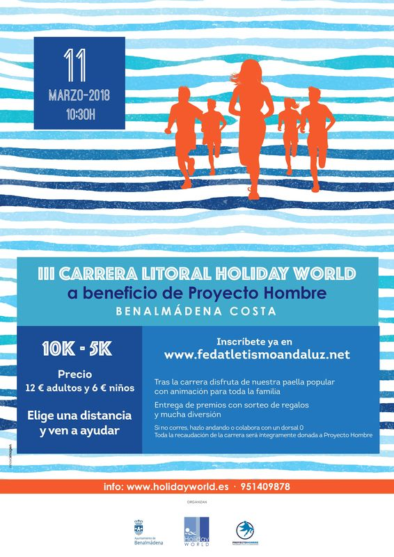 III Carrera Litoral Holiday World