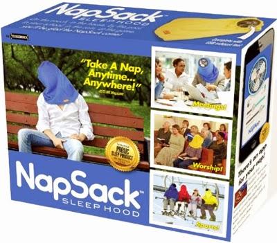 Napsack New From Cinco NotTimAndEric #1: napsack sleephood 400