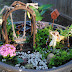 A Sassy Scrapper: Miniature Fairy Garden, Part 4 of 4