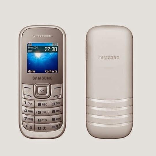 Spesifikasi Dan Harga Baru Samsung Keystone 2 E1205