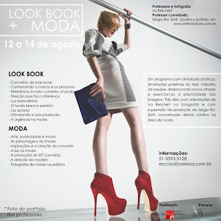 Workshop Fotografia de Look Book + Moda