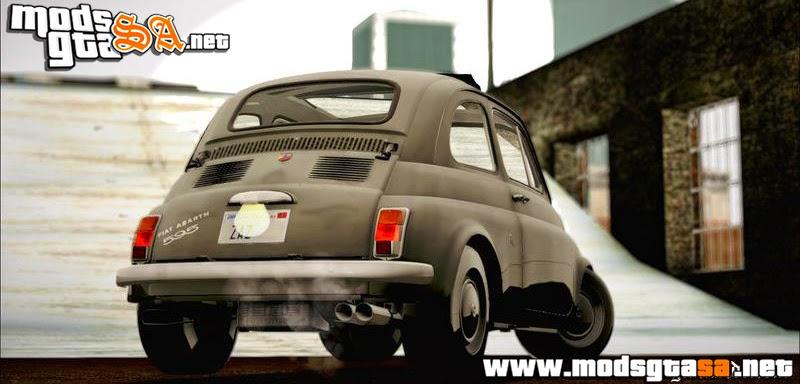 SA - Fiat Abarth 595 SS