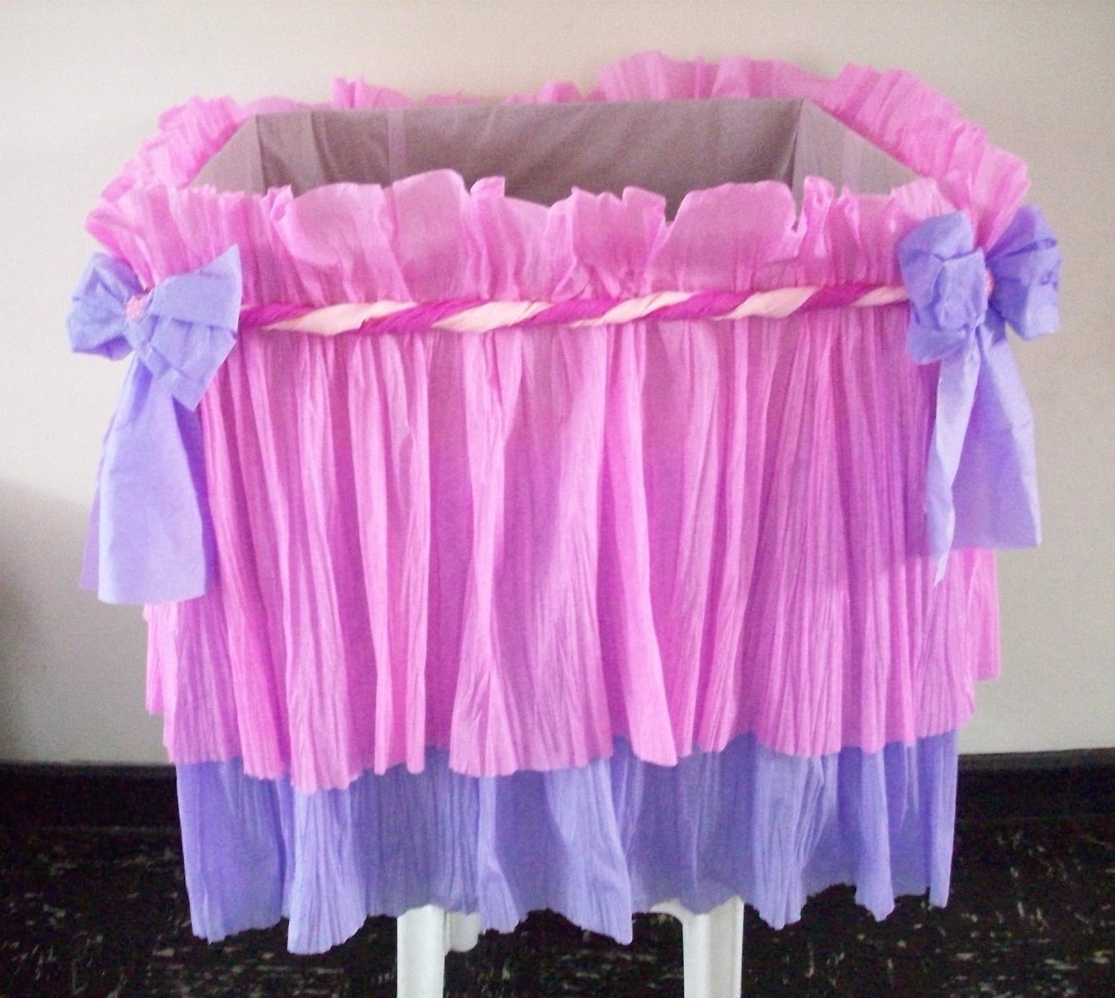 El taller artesano caja forrada para regalos en fiesta - Cajas de decoracion ...