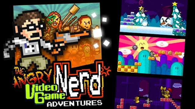 The Angry Viodeo Game Nerd Adventures estará en Steam